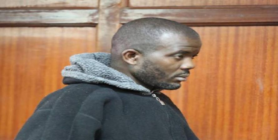 ochieng - Safaricom Employee in Court For Allegedly Stealing From Dead Woman's M-Pesa Account
