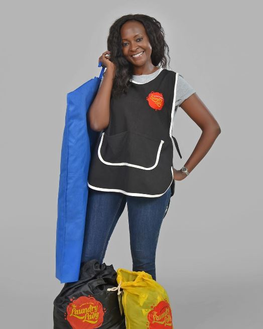laundry lady3 - How I Started Laundry Cleaning Business: 'The Laundry Lady' Founder Jackie Kamau