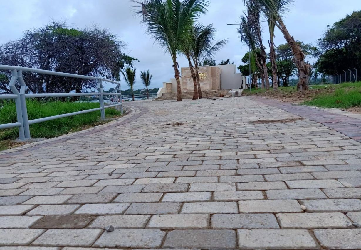 mama ngina waterfront 1 - PHOTOS of the New Look Mama Ngina Waterfront Park that Will Host Mashujaa Day