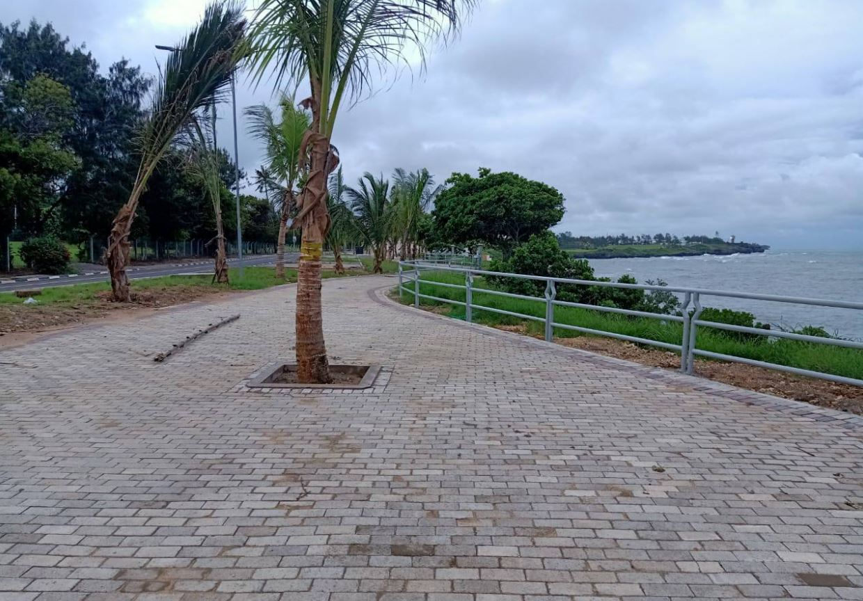 mama ngina waterfront 2 - PHOTOS of the New Look Mama Ngina Waterfront Park that Will Host Mashujaa Day