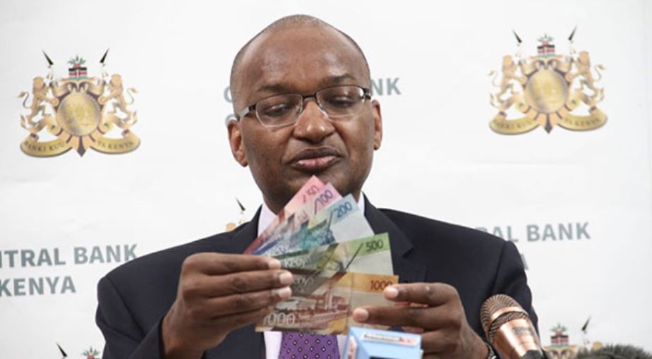 "new notes - ""Handle New Notes Properly to Stop Ageing""- CBK to Kenyans"