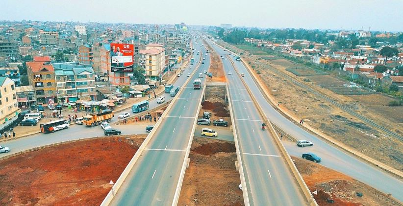 outer ring - Outer Ring Road Set for Construction of Bus Rapid Transit (BRT) System
