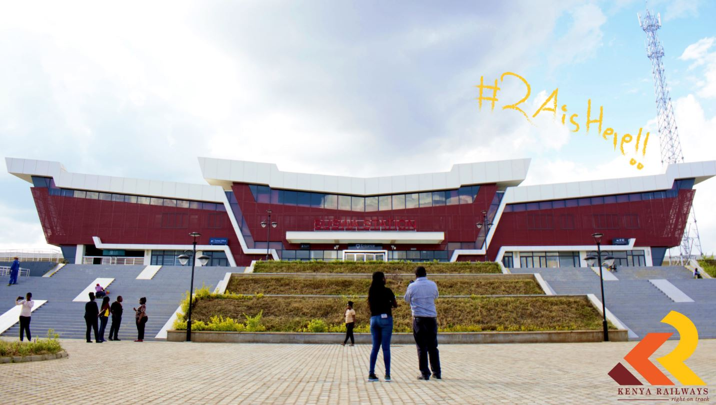 sgr6 - PHOTOS of all the New Beautiful SGR Phase 2A Railway Stations