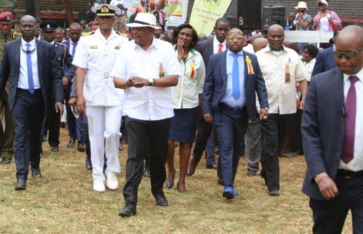 sonko1 - Sonko Splashes Sh1.5M on Cows, Buys One for Uhuru Kenyatta