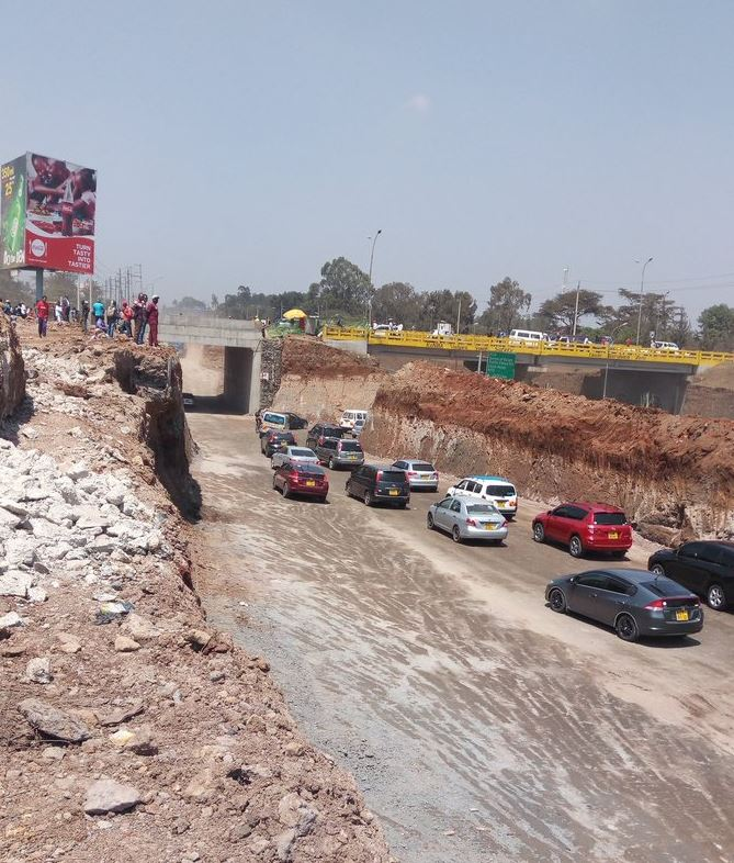 thika road 1 - PHOTOS – This is How the New Allsops Thika Road Flyover Will Look Upon Completion