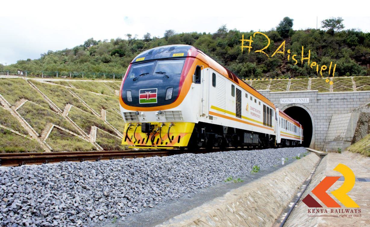 tunnel - PHOTOS of all the New Beautiful SGR Phase 2A Railway Stations