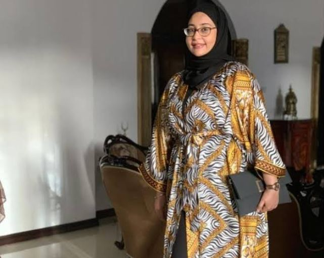dr hatimy - I Started Online Fashion Brand With Sh20,000: 'Miss Baus' Founder Dr Hatimy