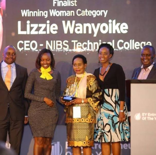 lizzie1 - How I Started NIBS College – Lizzie Muthoni Wanyoike