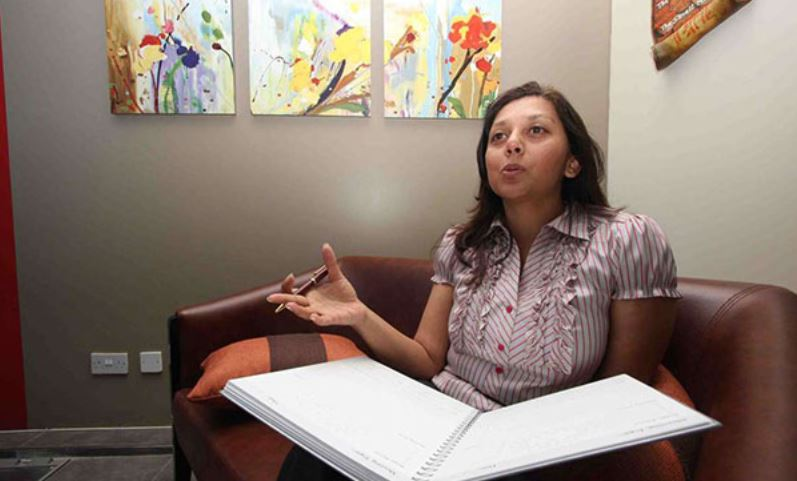 patel - Meet Prital Patel, CEO of Advertising Agency 'Creative VMLY&R'