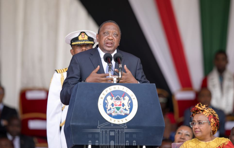 uhuru 1 - President Kenyatta Orders Reduction Of Tax Burden On MSMEs