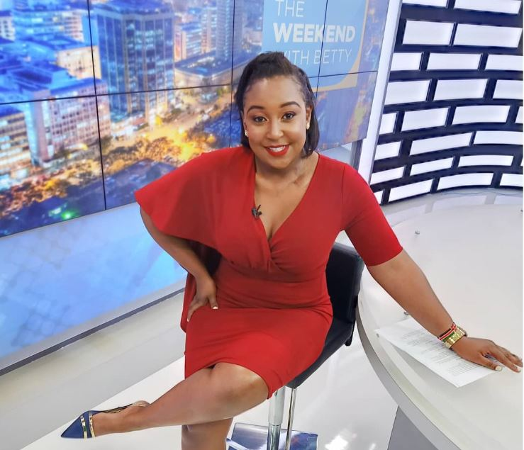 Betty Kyallo Reveals Her Insecurity, Weakness and Flaw