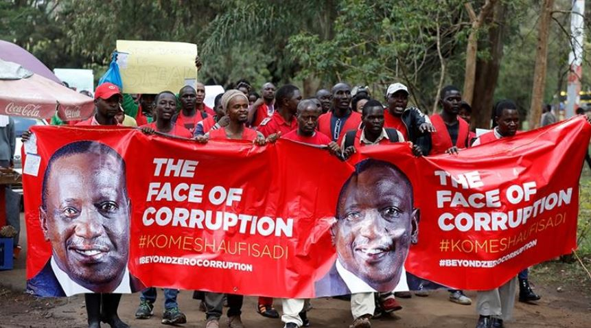 corruption1 - Kenya Records Slow Progress in Fight Against Corruption – Global Report