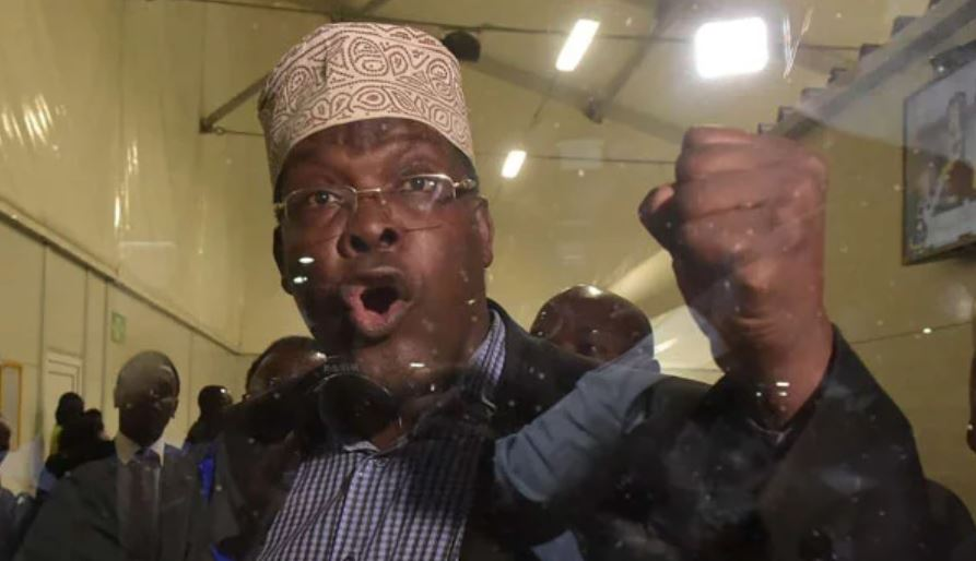 Image result for miguna miguna