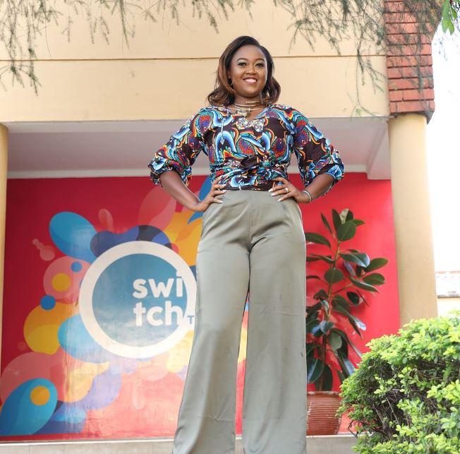 King Kaka's Wife Nana Owiti Lands TV Job