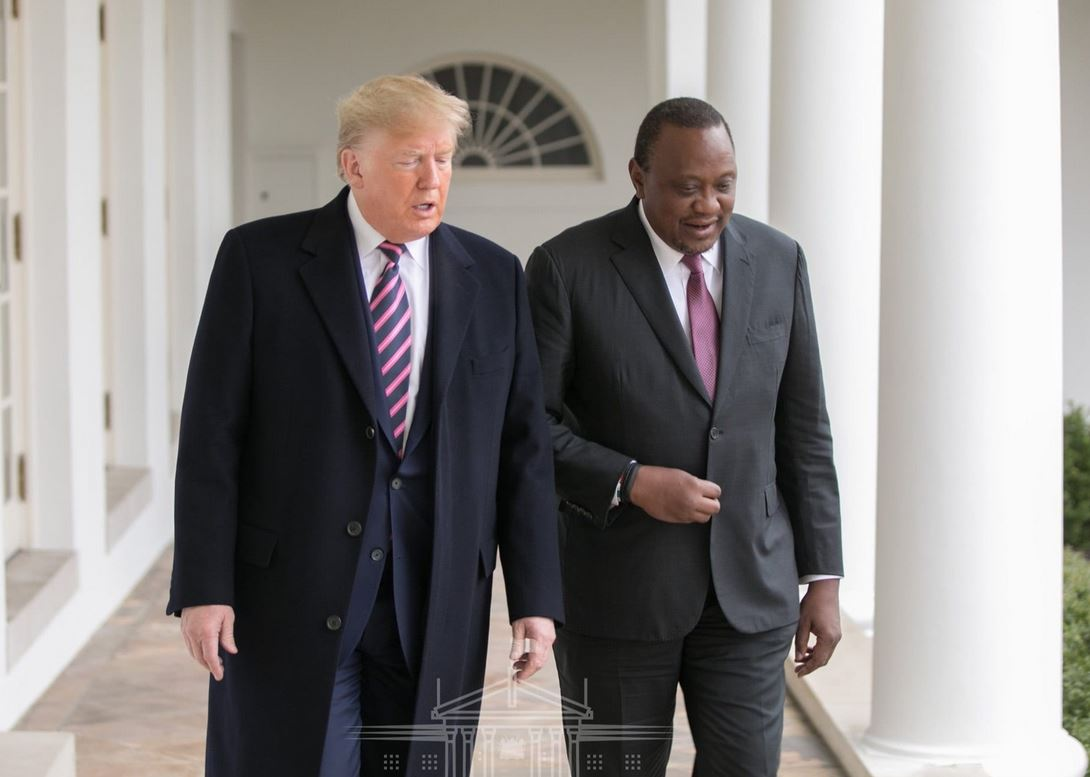 Uhuru Trump - Kenya's US Trade Agreement Could Lead The Way For Africa