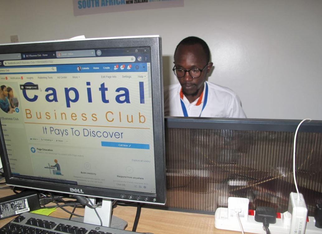 capital1 - 51 Capital Launches Entrepreneurial Literacy Campaign for Teenagers