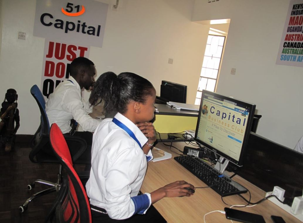 capital2 - 51 Capital Launches Entrepreneurial Literacy Campaign for Teenagers
