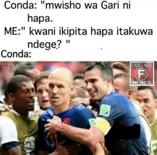 Crazy Funny Pics Memes Going Viral On Kenyan Social Media