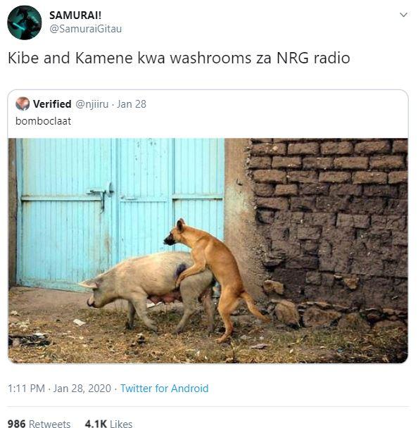 Crazy Trending Pics Memes Going Viral On Kenyan Social Media