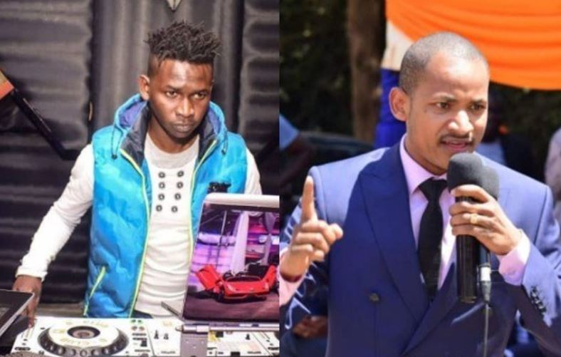 Image result for dj evolve and babu owino