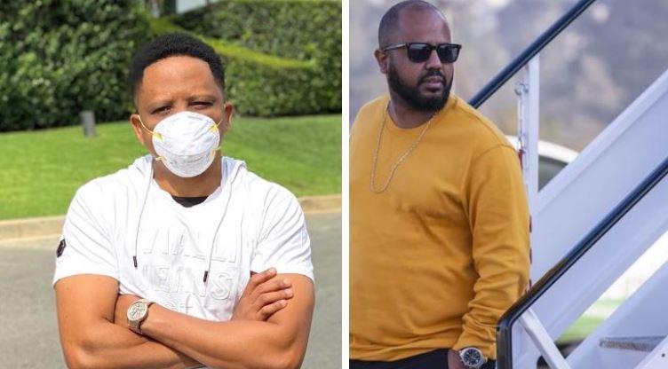 Rapper Mwana FA, Diamond's Manager Test Positive For Coronavirus