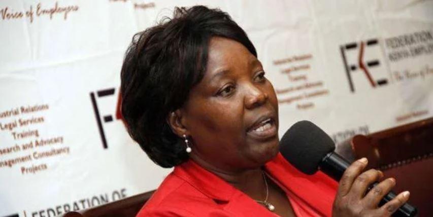 fke - Q&A With Federation of Kenya Employers Executive Director Jacqueline Mugo