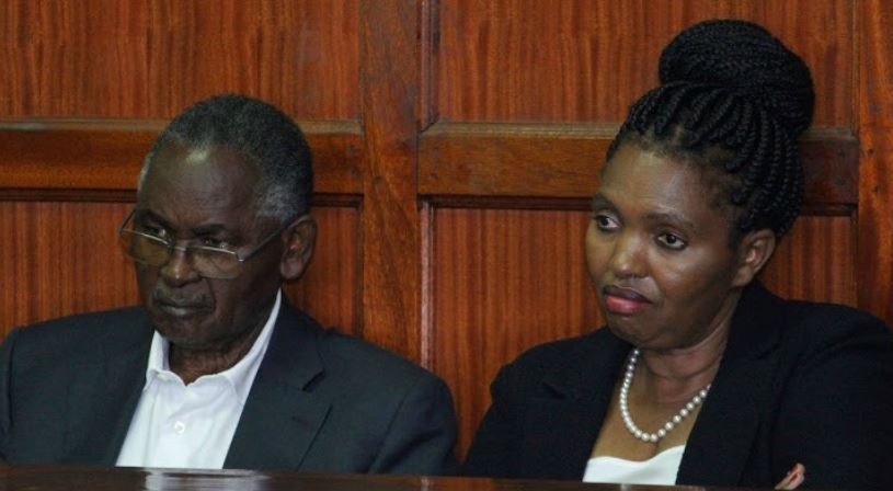 keroche - Anerlisa Muigai's Parents Ordered to Pay Sh9 Billion Over Tax Fraud