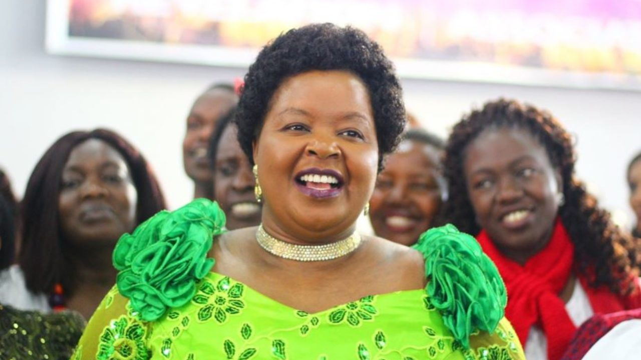 Bishop Margaret Wanjiru Admitted to Hospital with Covid-19.. Requires Assisted Breathing