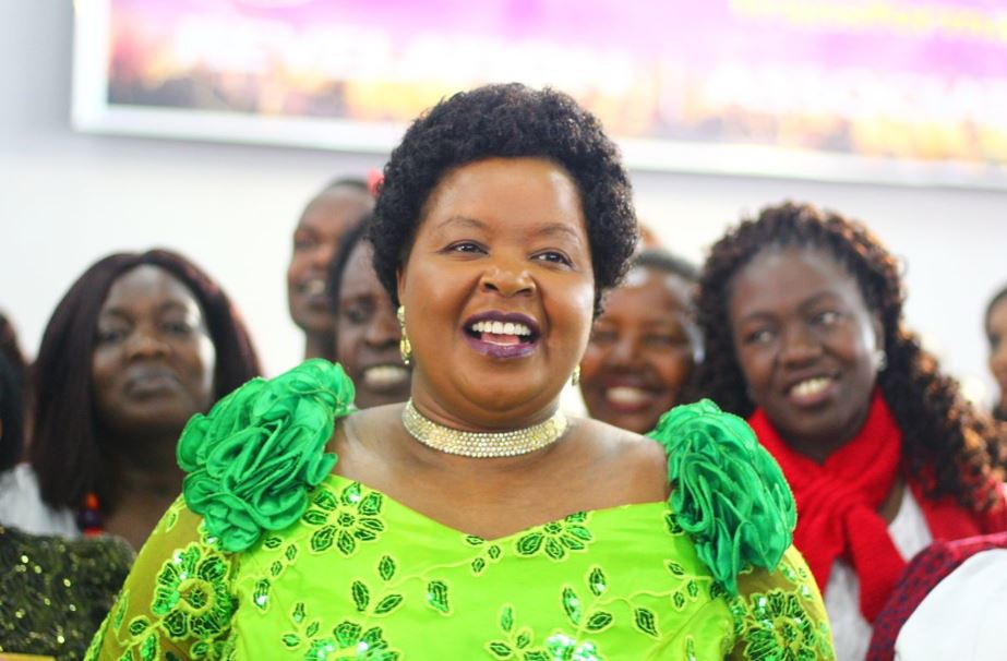 Bishop Margaret Wanjiru coronavirus
