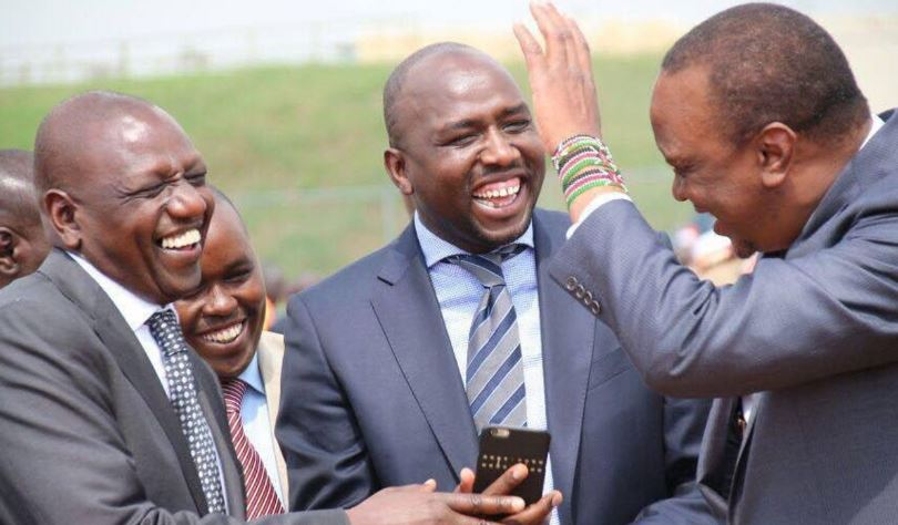 Murkomen to Uhuru: Stop Lying to the Senate