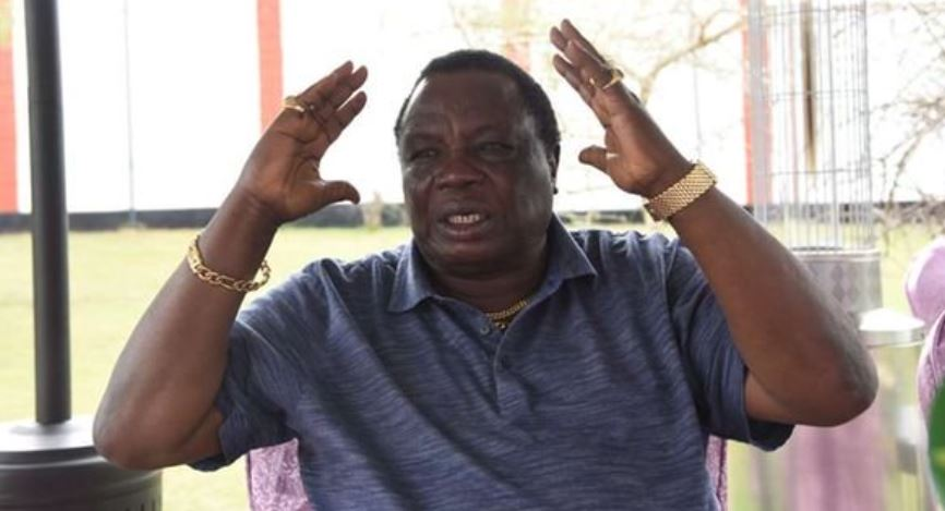 Francis Atwoli Addresses Reports of Secret Marriage