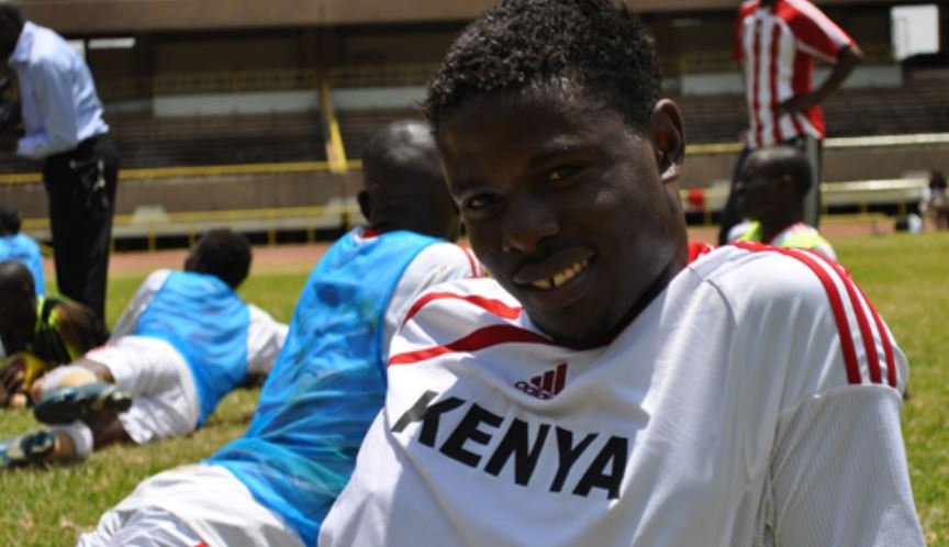 Allan Wanga to Hang up Boots at the End of the Season