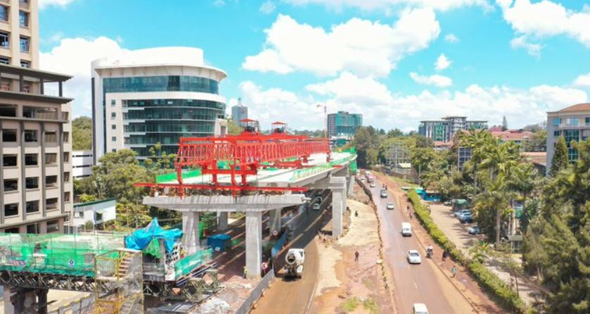 Section of Uhuru Highway Closed for 21 Days