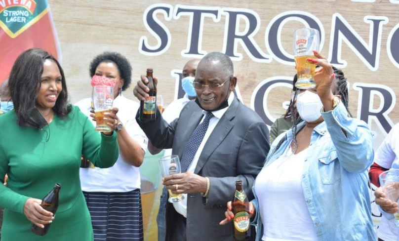 Keroche's New Strong Beer will Generate Sh1B to KRA, says Tabitha Karanja