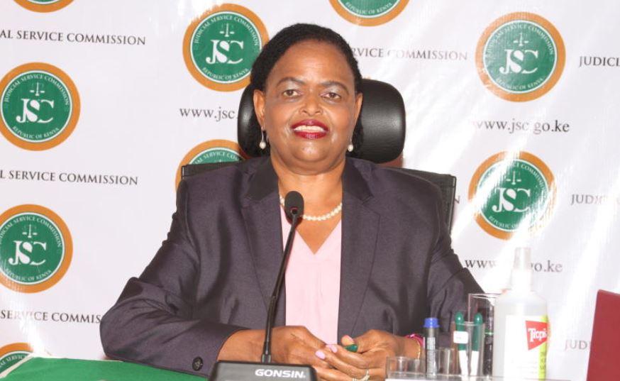 """Justice Martha Koome Assures Kenyans, """"You're in Safe Hands"""""""