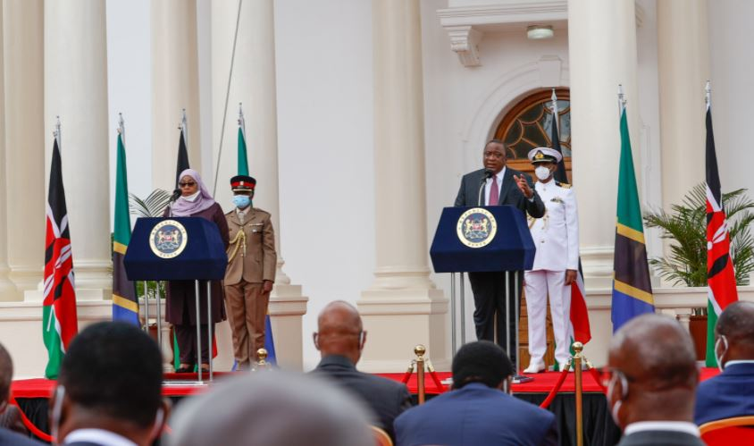 Kenya, Tanzania agree to remove barriers to trade