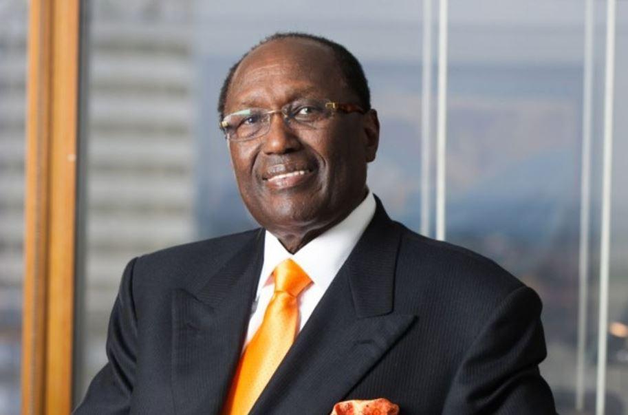 Billionaire Businessman Chris Kirubi is Dead