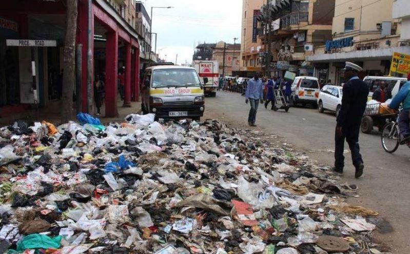 NMS in Uphill Task to Shut Down 1,000 Illegal Dumpsites in Nairobi