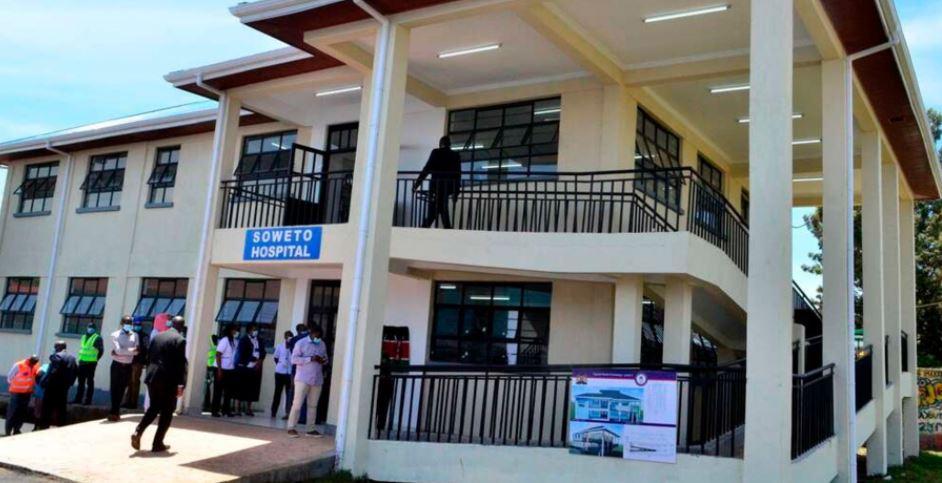 Badi Waiting on President Uhuru to Launch 12 New Hospitals in City Slums