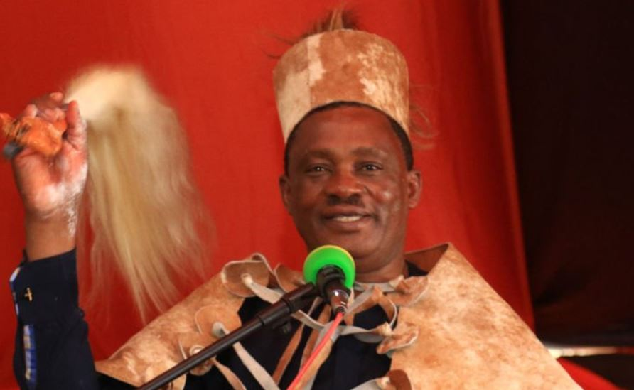 Uhuru's Cousin Says Justin Muturi will be the voice of the President