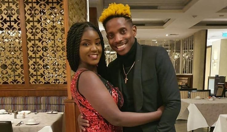 Eric Omondi Can't Wait to Hold Our Baby: Shakilla