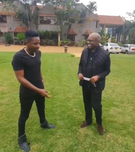 I'm Laughing All The Way to the Bank, says Eric Omondi After Jimmy Wanjigi Deal